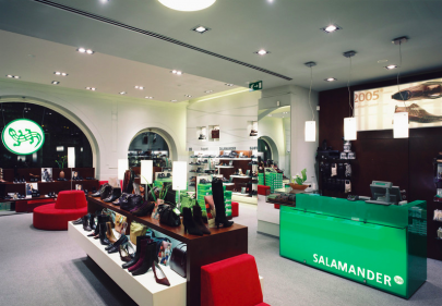 Salamander Shoes | Wenceslas Square Shop