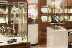 Carollinum | Jewelry and Watches in Prague | Interior