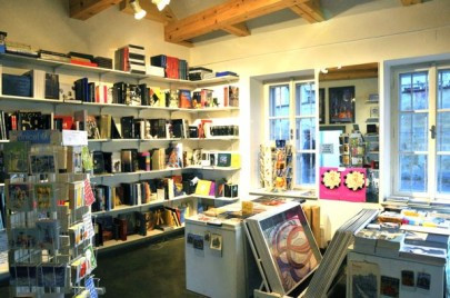 Kampa Museum Bookstore & Gift Shop | Interior