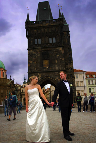 Prague Bridal Shows | Photo by Kurt Vinion