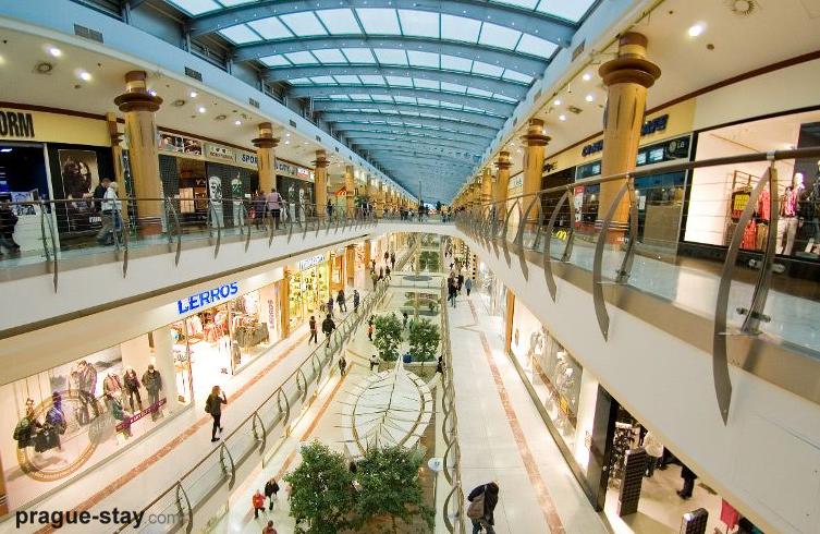 Novy Smichov Prague Nov sm Chov Shopping in