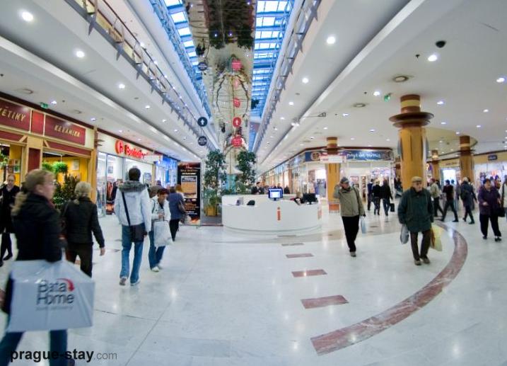 Novy Smichov Prague Nov sm Chov Prague Shopping