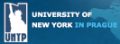 University of New York in Prague | Logo