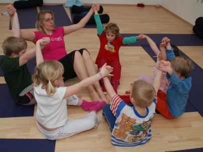 Wellness Yoga Studio | Yoga for Children